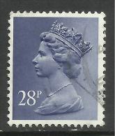 GB 1983 QE2 28p Deep Violet Machin SG X975.....( A1426) - 1952-.... (Elisabeth II.)