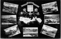 74 ANNECY - Un Souvenir (divers Vues) --- - Annecy