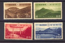 02891  -   Japon  :  Yv  305-08  *