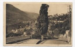 ROQUEBRUNE - N° 3/231 - VU DE LA CORNICHE MOYENNE - CPA NON VOYAGEE - Roquebrune-Cap-Martin