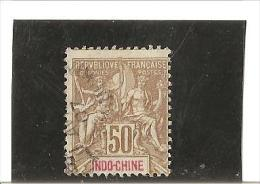 TIMBRES DE FRANCE   DE 1900   N° 21  Oblitéré - Usados