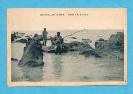 Sotteville-sur-Mer ( Seine-Maritime ). - Pêche à La Balance. - Sotteville Les Rouen
