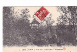 25386 CHAMARANDE  - Dans Les Rochers - Le Belvédère -5 Royer Etampes -