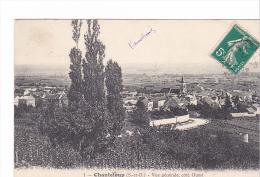25387 Chanteloup Vue Generale Côté Ouest 78 Yvelines -1 Ed ?