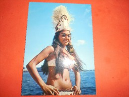 B652 Tahiti Ragazza In Costume - Tahiti