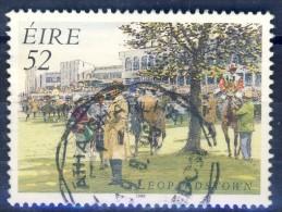 ##K2036. Ireland 1996. Horserace. Michel 938A . Used(o) - 1949-... Republic Of Ireland