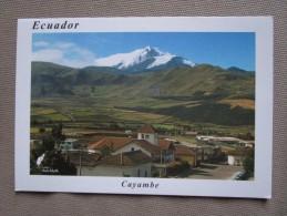 Cayambe, Ecuador. - Equateur