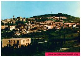CERCEMAGGIORE - SALUTI DA - Campobasso