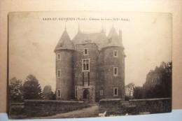 SARS-ET-ROSIERES  -- Chateau Du Loir - France