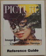 """Benutzerhandbuch/Programm Buch Für """"PICTURE PUBLISHER LE"""" - In Englisch - Gebraucht - Material Und Zubehör"""