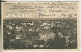 Mariampol V.1917 Teil-Stadt-Ansicht  (15109) - Lituania