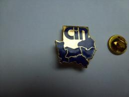 Beau Pin´s En EGF , Banque CIN Normandie - Banken