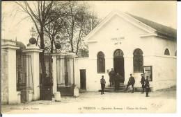 CPA  VERNON, Quartier Avenay, Corps De Garde  12513 - Vernon
