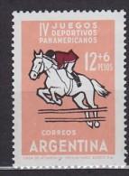 1963 ARGENTINE Argentina  ** MNH �quitation horse riding Reiten Pferd H�pica [DI42]