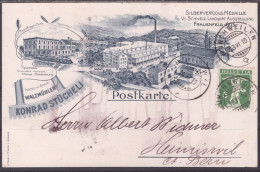Münchwilen Frauenfeld Mühlen - TG Thurgovia