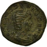 Monnaie, Otacilia Severa, Sesterce, TTB+, Cuivre, Cohen:5 - 5. L'Anarchie Militaire (235 à 284)