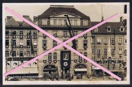 AUTRICHE GRAZ  PROPAGANDE NAZIE DAS FESTLICH GESCHMUCKTE  VILLE DECOREE PROPAGANDE NAZIE - History
