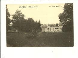 Franière Château De Soye ( Carte 1900 ) - Floreffe