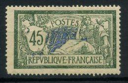 FRANCE ( POSTE ) :  Y&T  N°  143  TIMBRE  NEUF  AVEC  TRACE  DE  CHARNIERE  , A VOIR .