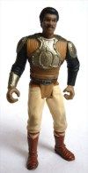 FIGURINE STAR WARS 1997  LANDO CLARISSIAN AS SKIFF GUARD Kenner China - Power Of The Force