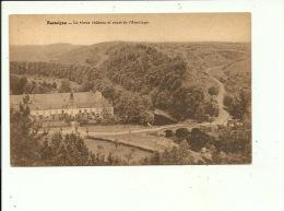 Resteigne Le Vieux Château Et Route De L'Ermitage - Tellin