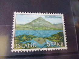 ISLANDE TIMBRE OU SERIE  YVERT N° 357 - 1944-... Republik