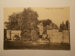Carte Postale - MESSIMY (01)  - Château De Borde (229/430) - France