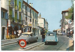 Pyrénées Orientales (66)  -LE PERTUS - LA JUNQUERA - 2cv-ds - France