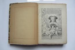 Rare Et Beau Elsässer Schatzkästel 1877 Strasbourg - Livres, BD, Revues