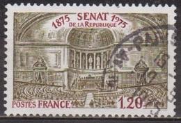 Sénat, Paris - FRANCE - Palais Du Luxembourg - N° 1843 - 1975 - Gebraucht