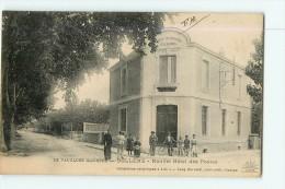 BOLLENE - Nouvel Hôtel Des Postes Animé - 2 Scans - Bollene