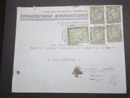YOUGOSLAVIE - Enveloppe Pour Paris En 1935 - A Voir - Lot P13123 - 1931-1941 Royaume De Yougoslavie