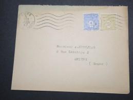 FRANCE - Enveloppe De Lure Pour Amiens En 1947 - Aff. Type Arc De Triomphe ( Bicolore) - A Voir - Lot P13127 - 1921-1960: Modern Period