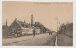 FS710 / Lothringen Nahe Saargemünd Per Feldpost 1917 - Alsace-Lorraine