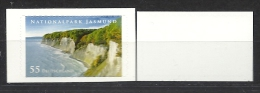 Deutschland / Germany / Allemagne 2012 2908 ** Selbstklebend SELFADHESIVE Nationalpark Jasmund (weisse Rückseite) - BRD