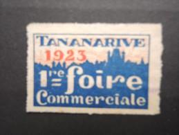 FRANCE - Vignette De La 1ère Foire Commerciale De Tananarive En 1923 - A Voir - Lot P13137 - Commemorative Labels