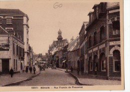 Aisne -02-bohain Rue Francis De Pressence