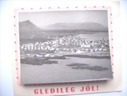 IJsland Iceland Island Gledileg Jol Akranes ? See Description. - IJsland