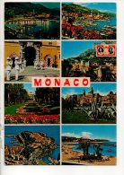 MONACO . MULTI-VUES - Réf. N°12175 - - Monaco