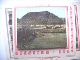 IJsland Iceland Island Gledileg Jol Flateyri - IJsland
