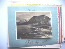 IJsland Iceland Island Gledileg Jol Flateyri Nice - IJsland