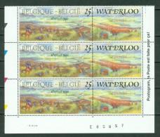 België/Belgique 1990 COB/OBP 3 X 2376** , Mi 3 X 2428** - Belgien