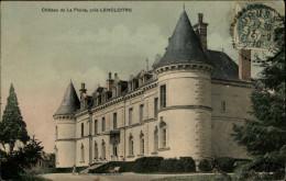86 - LENCLOITRE - Chateau De La Plaine - Lencloitre