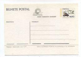 Portugal COMPUTER MINT POSTAL CARD 1978
