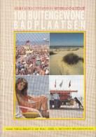 """Nederland - """"Shell Helpt U Op Weg"""" - 100 Buitengewone Badplaatsen -  Deel 4 - Nieuw Exemplaar - Toeristische Brochures"""