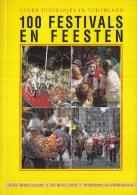 """Nederland - """"Shell Helpt U Op Weg"""" - 100 Festivals En Feesten -  Deel 7 - Nieuw Exemplaar - Toeristische Brochures"""
