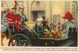 Côte D´Or / ROYALTY Belgium - Belgique - België / Suède / Sweden / Zweden / Reine Astrid / Koningin Astrid - Côte D'Or