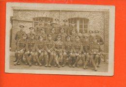 Militaire - Carte Photo  Groupe De Personnages - C. COY (non écrite) - Personnages