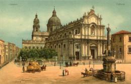 ITALIE(CATANIA) - Catania
