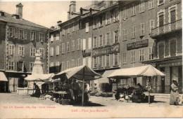 05. Gap. Place Jean Marcellin - Gap
